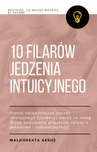 10 filarów jedzenia intuicyjnego